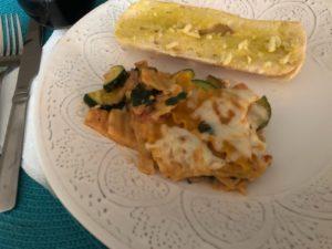 Creamy Tomato Skillet Lasagna (Home Chef)